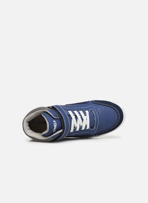 Baskets Primigi PRS 44561 Bleu vue gauche