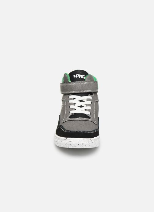 Baskets Primigi PRS 44561 Gris vue portées chaussures