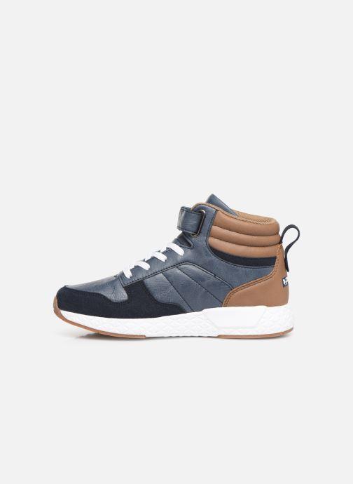 Sneakers Primigi Djay Blauw voorkant