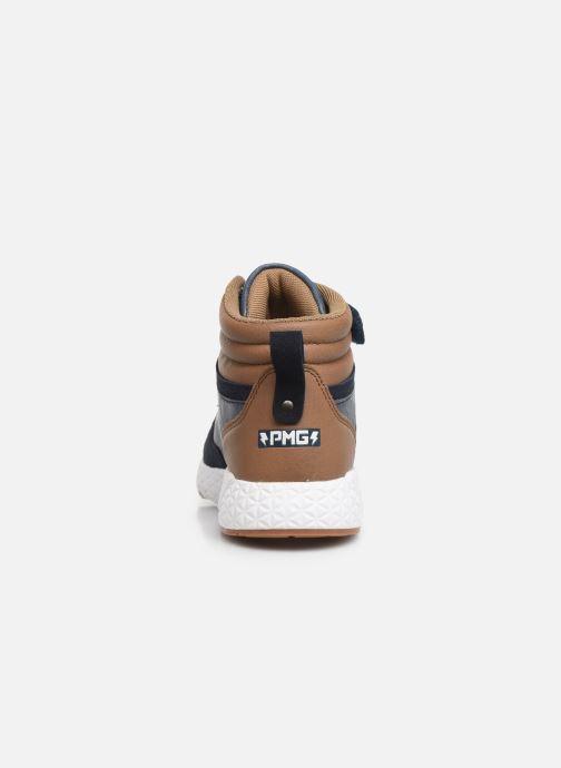 Sneakers Primigi Djay Blauw rechts