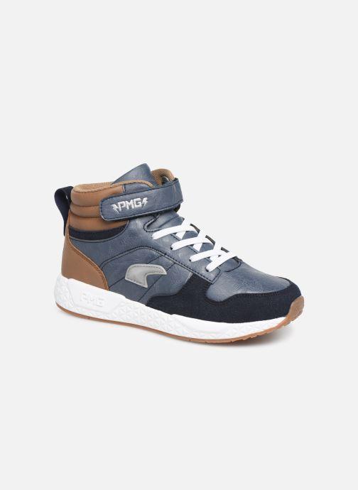Sneakers Primigi Djay Blå detaljeret billede af skoene