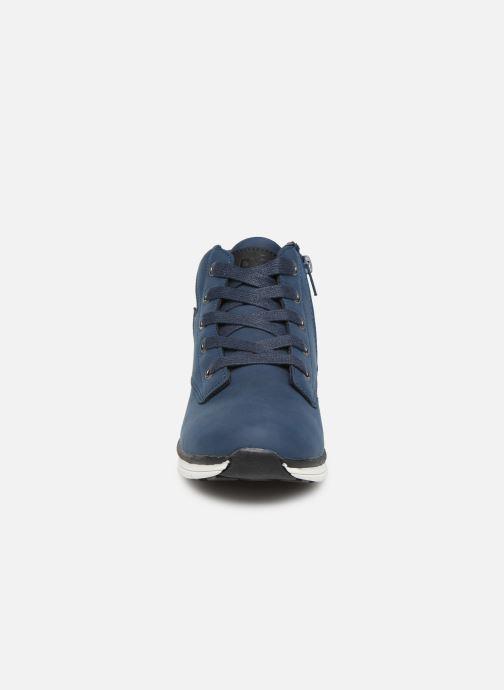 Sneaker Primigi Djames blau schuhe getragen