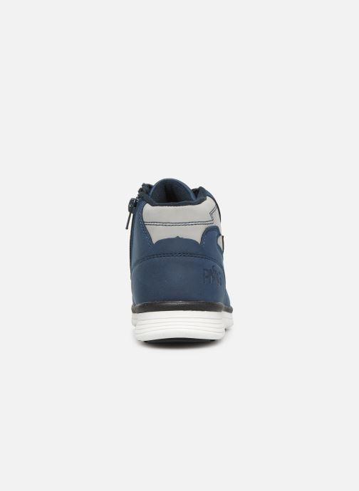 Sneaker Primigi Djames blau ansicht von rechts