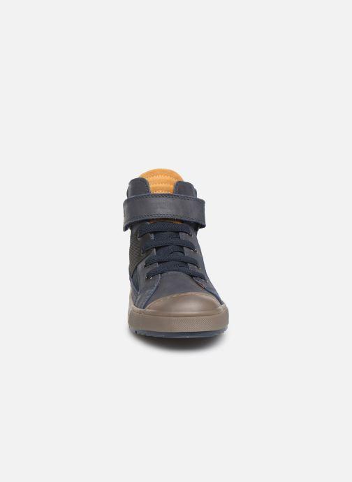 Baskets Primigi PSB 44230 Bleu vue portées chaussures