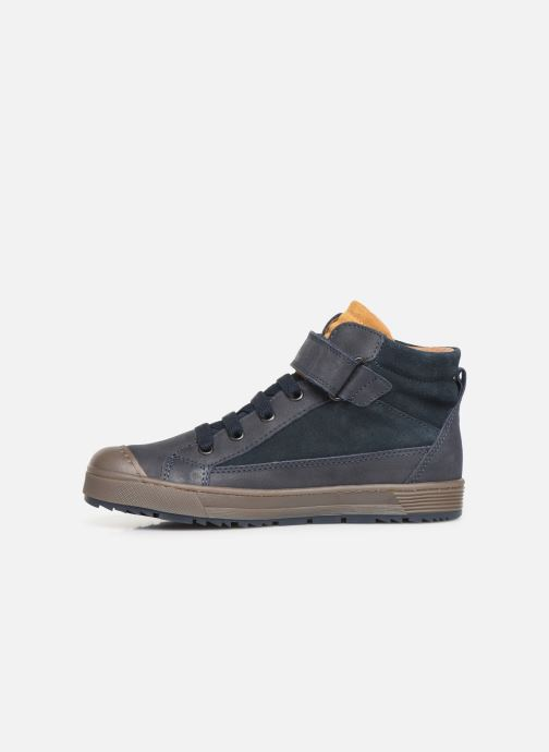 Sneakers Primigi PSB 44230 Blauw voorkant