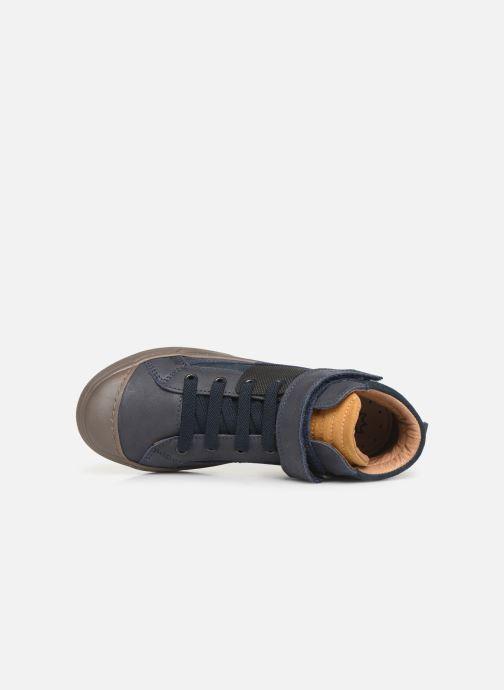 Sneakers Primigi PSB 44230 Blauw links