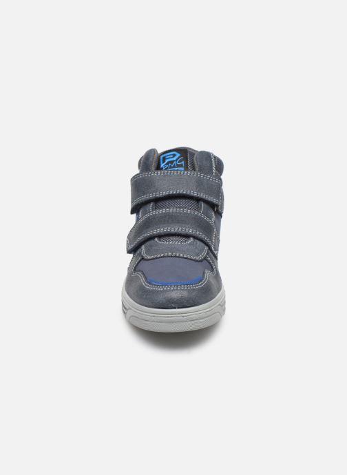 Baskets Primigi PUA 43752 Bleu vue portées chaussures
