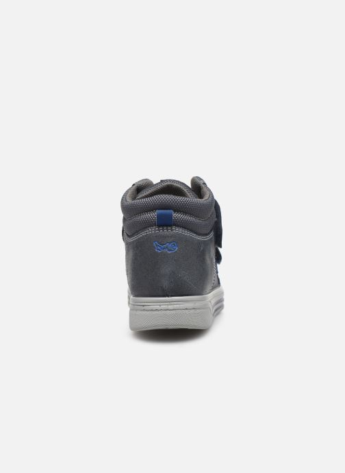 Sneakers Primigi PUA 43752 Blå Se fra højre