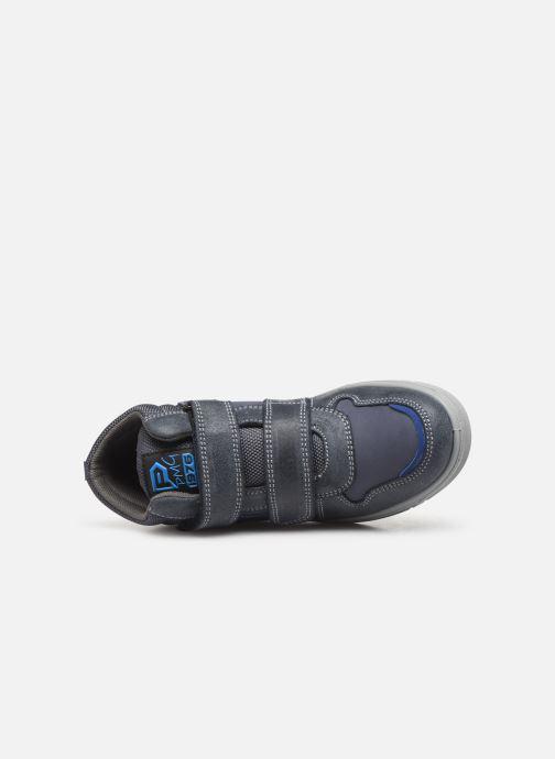 Baskets Primigi PUA 43752 Bleu vue gauche