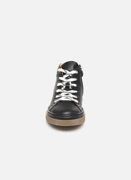 Sneaker Primigi PHP 44245 schwarz schuhe getragen