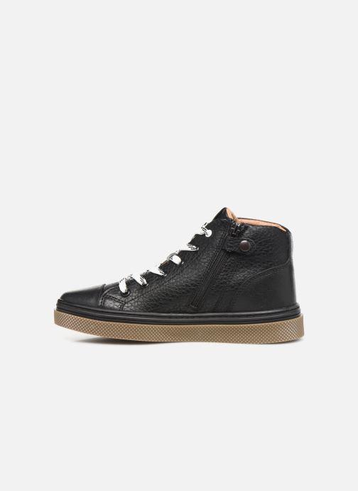 Sneaker Primigi PHP 44245 schwarz ansicht von vorne