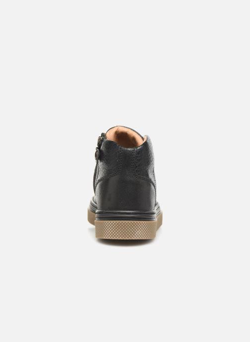 Baskets Primigi PHP 44245 Noir vue droite