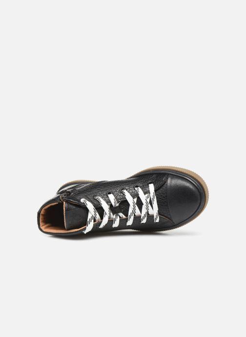 Baskets Primigi PHP 44245 Noir vue gauche