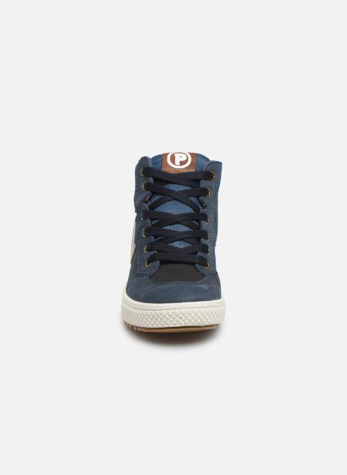 Sneaker Primigi PBY GTX 43923 blau schuhe getragen