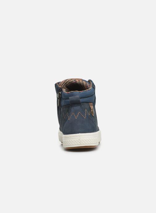 Sneaker Primigi PBY GTX 43923 blau ansicht von rechts