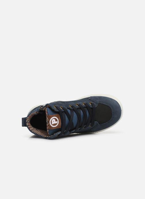 Sneaker Primigi PBY GTX 43923 blau ansicht von links