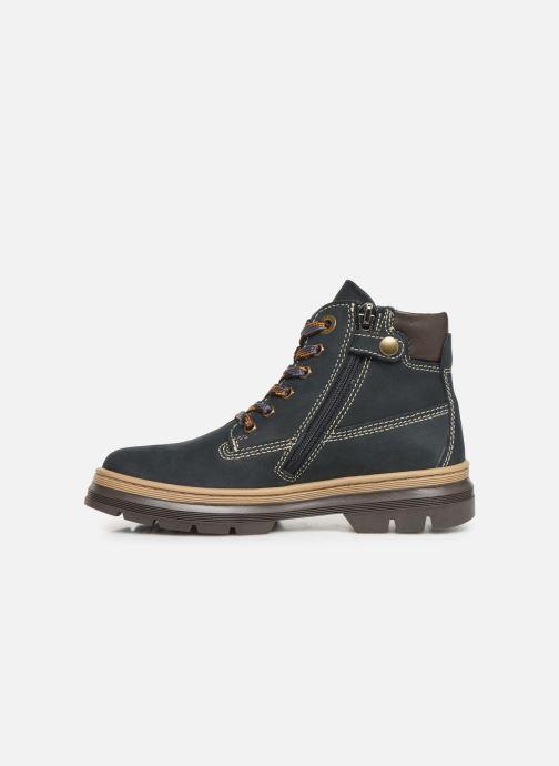 Boots en enkellaarsjes Primigi PPK 44151 Blauw voorkant