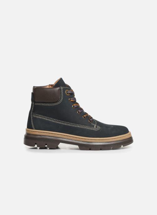 Boots en enkellaarsjes Primigi PPK 44151 Blauw achterkant