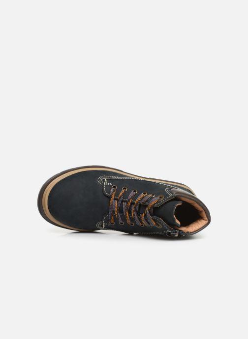 Bottines et boots Primigi PPK 44151 Bleu vue gauche