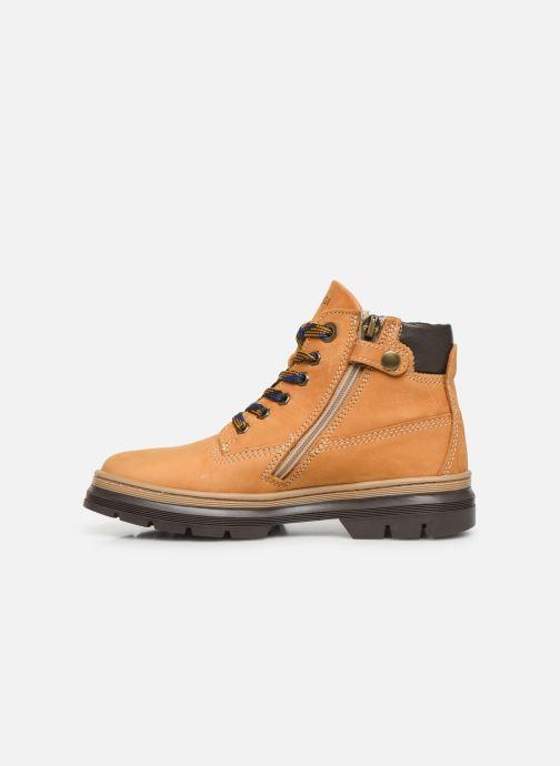 Boots en enkellaarsjes Primigi PPK 44151 Geel voorkant