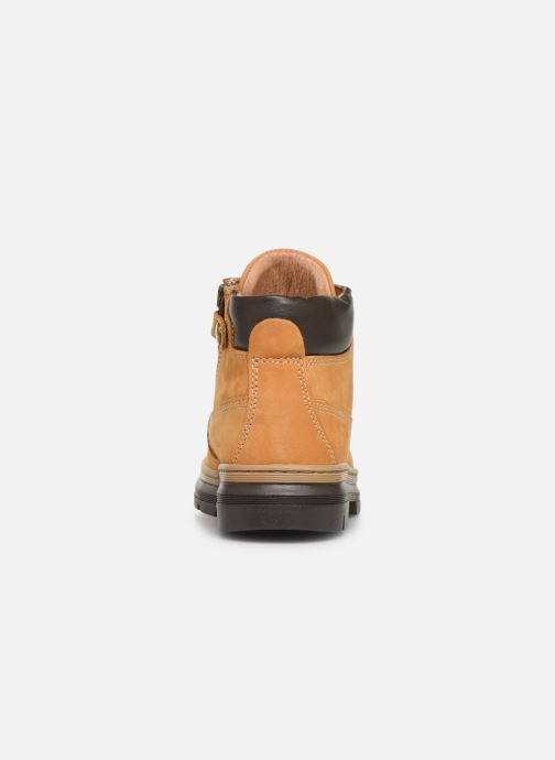 Bottines et boots Primigi PPK 44151 Jaune vue droite