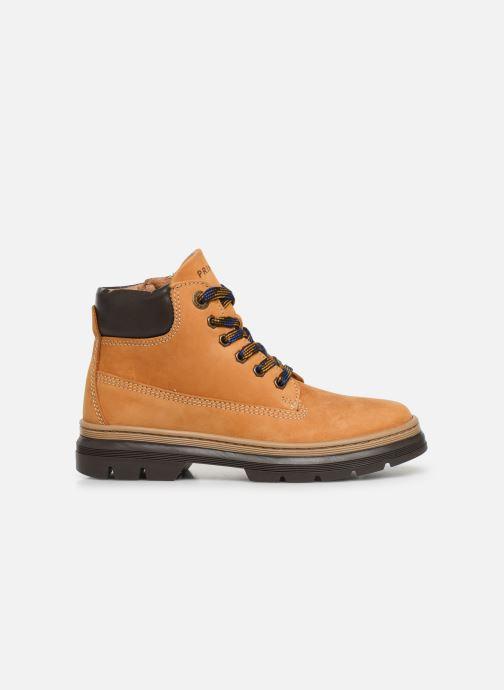 Bottines et boots Primigi PPK 44151 Jaune vue derrière