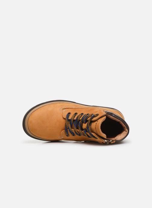 Bottines et boots Primigi PPK 44151 Jaune vue gauche