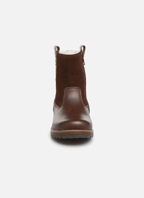 Bottes Primigi PCA 44111 Marron vue portées chaussures