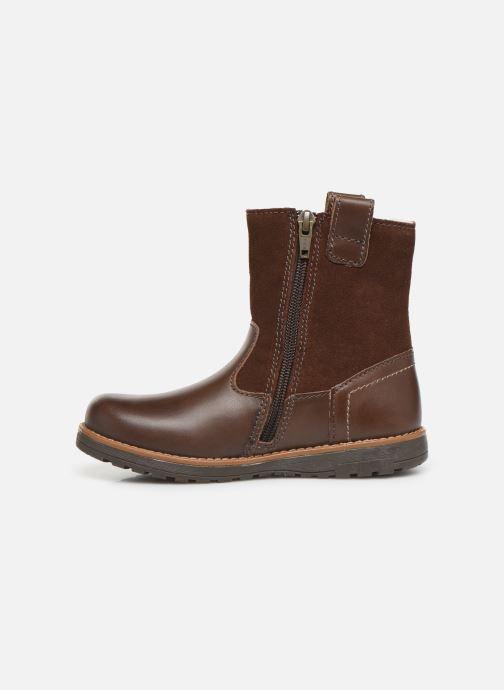 Boots & wellies Primigi PCA 44111 Brown front view