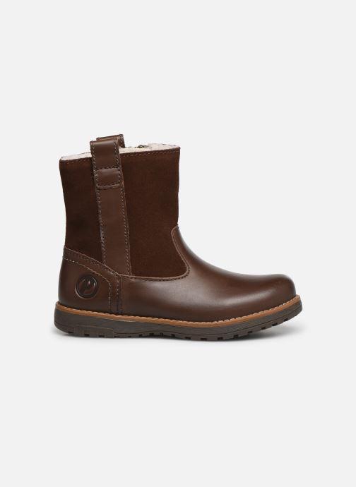 Boots & wellies Primigi PCA 44111 Brown back view