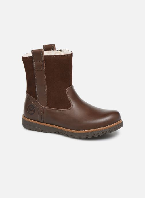Boots & wellies Primigi PCA 44111 Brown detailed view/ Pair view