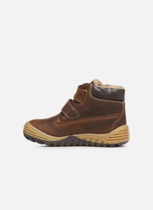 Chaussures de sport Primigi PTC GTX 44361 Marron vue face