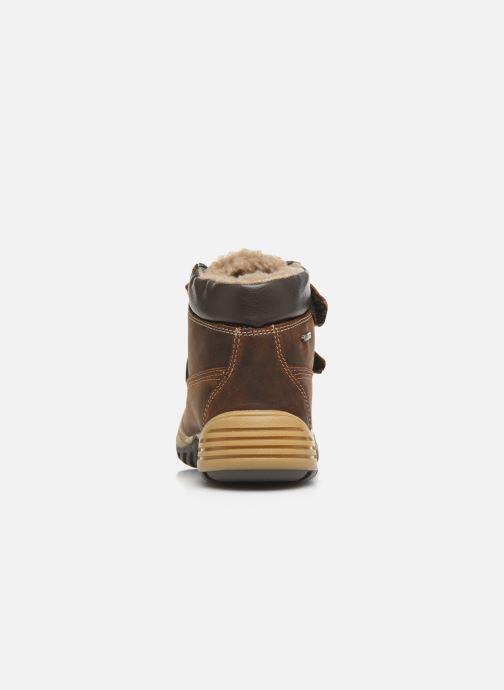 Chaussures de sport Primigi PTC GTX 44361 Marron vue droite