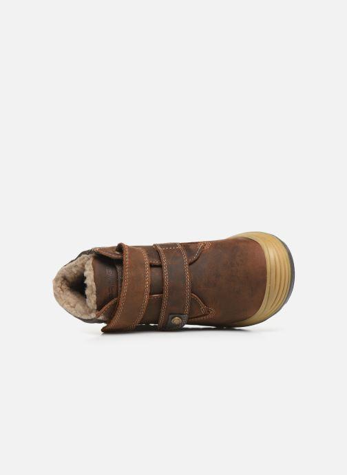 Chaussures de sport Primigi PTC GTX 44361 Marron vue gauche