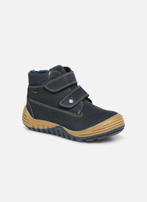 Chaussures de sport Primigi PTC GTX 44361 Bleu vue détail/paire