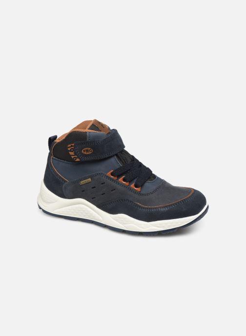 Baskets Primigi PTBGT 43895 Bleu vue détail/paire