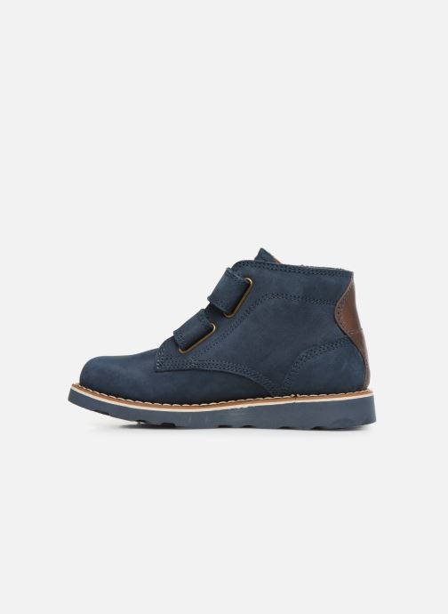 Chaussures à lacets Primigi PTE 44202 Bleu vue face