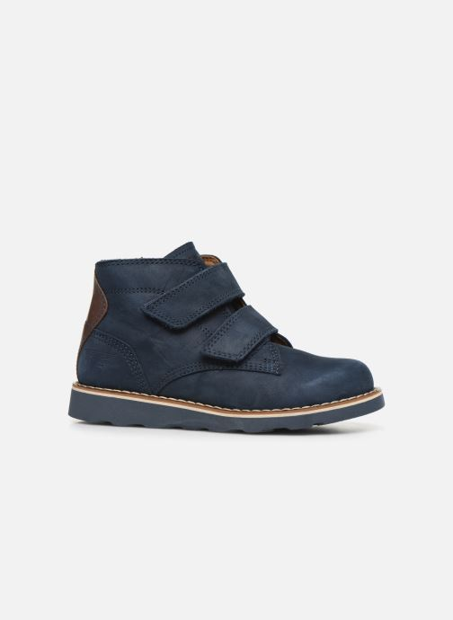 Chaussures à lacets Primigi PTE 44202 Bleu vue derrière