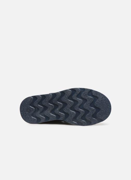 Zapatos con cordones Primigi PTE 44202 Azul vista de arriba