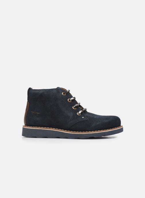 Zapatos con cordones Primigi PTE 44202 Azul vistra trasera