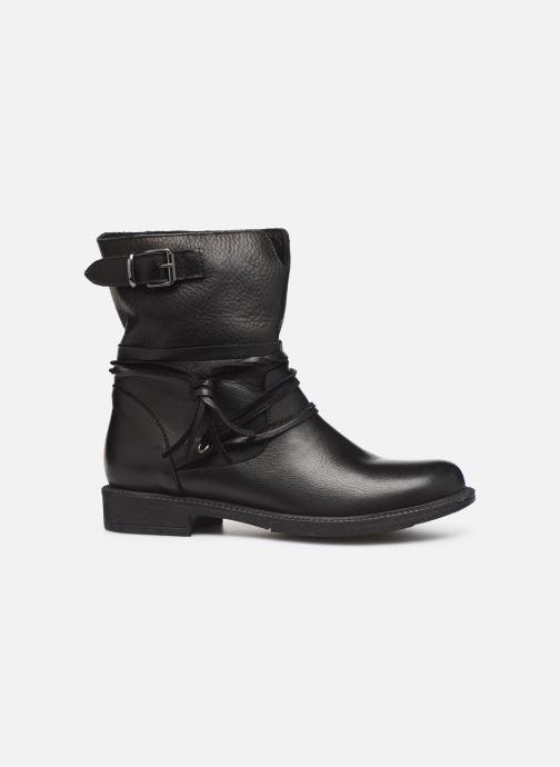 Bottines et boots Georgia Rose Medita Noir vue derrière