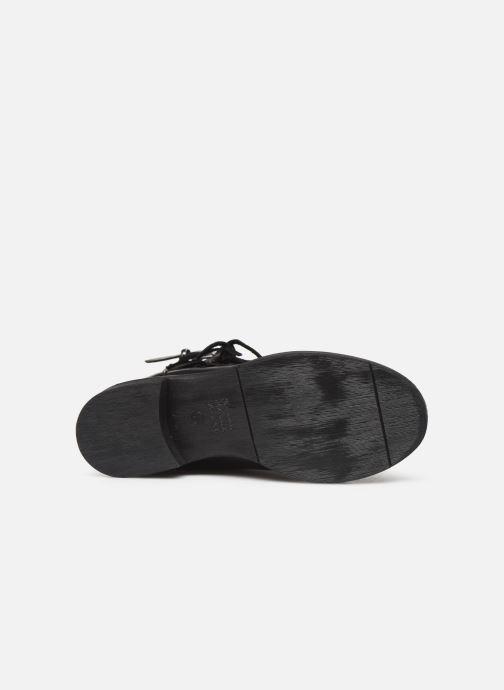 Stiefeletten & Boots Georgia Rose Medita schwarz ansicht von oben