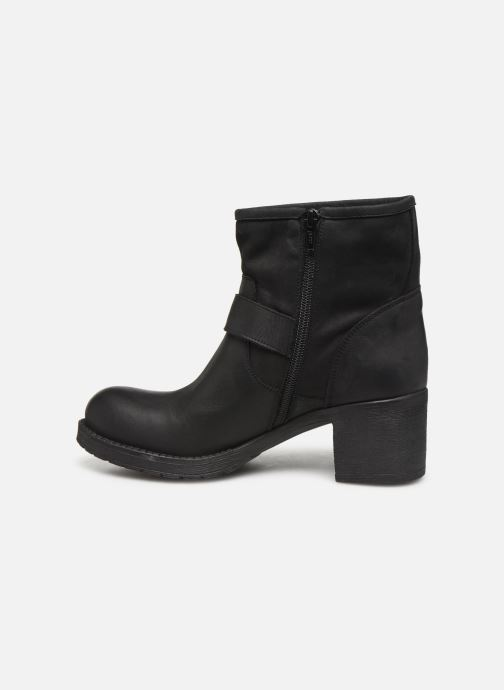 Bottines et boots Georgia Rose Murta Noir vue face