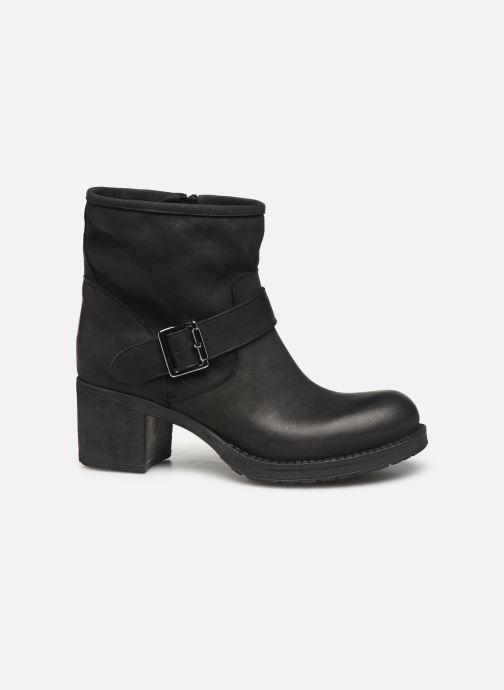 Bottines et boots Georgia Rose Murta Noir vue derrière