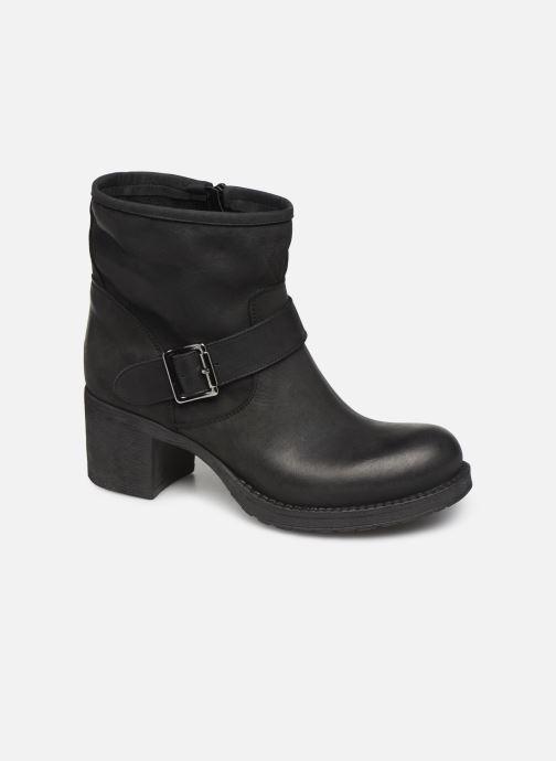 Bottines et boots Georgia Rose Murta Noir vue détail/paire