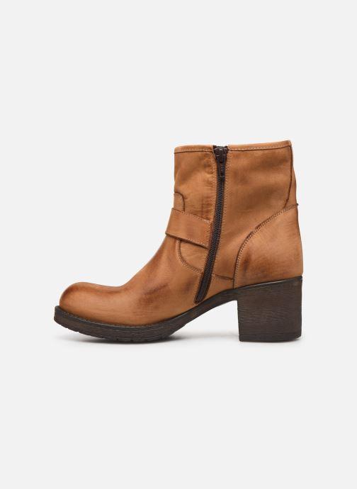 Bottines et boots Georgia Rose Murta Beige vue face