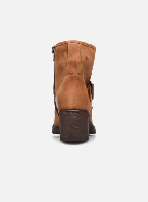 Bottines et boots Georgia Rose Murta Beige vue droite