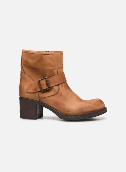 Bottines et boots Georgia Rose Murta Beige vue derrière