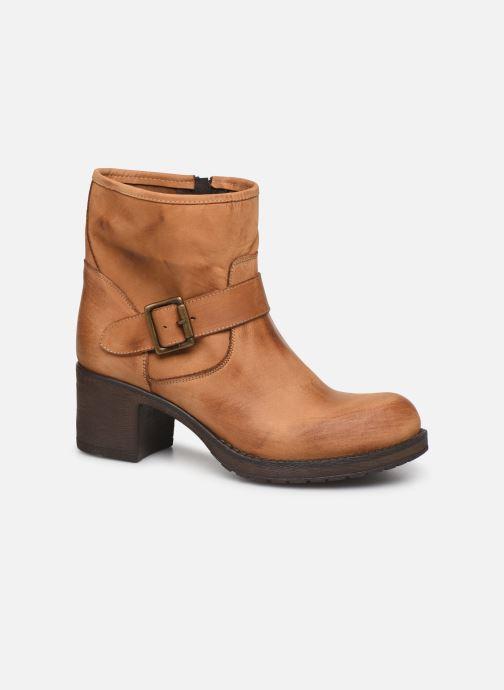 Bottines et boots Georgia Rose Murta Beige vue détail/paire