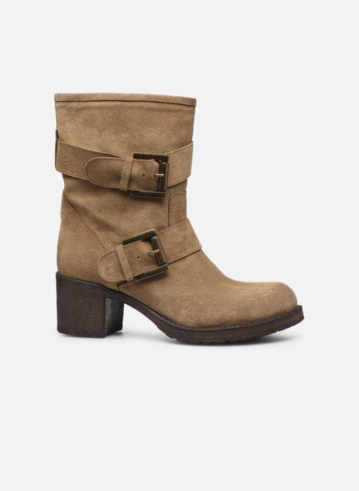 Boots en enkellaarsjes Georgia Rose Manexca Bruin achterkant
